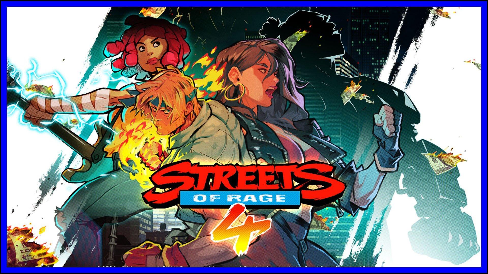 Streets Of Rage 4 Fi3