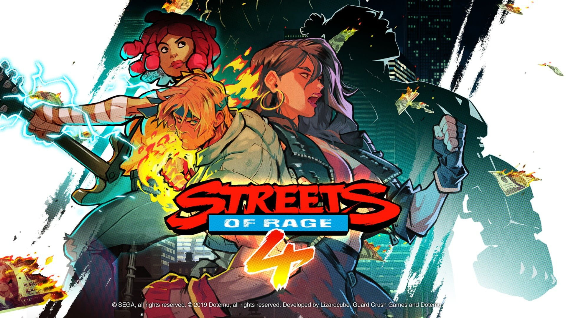 Streets of Rage 4 (PS4) Review