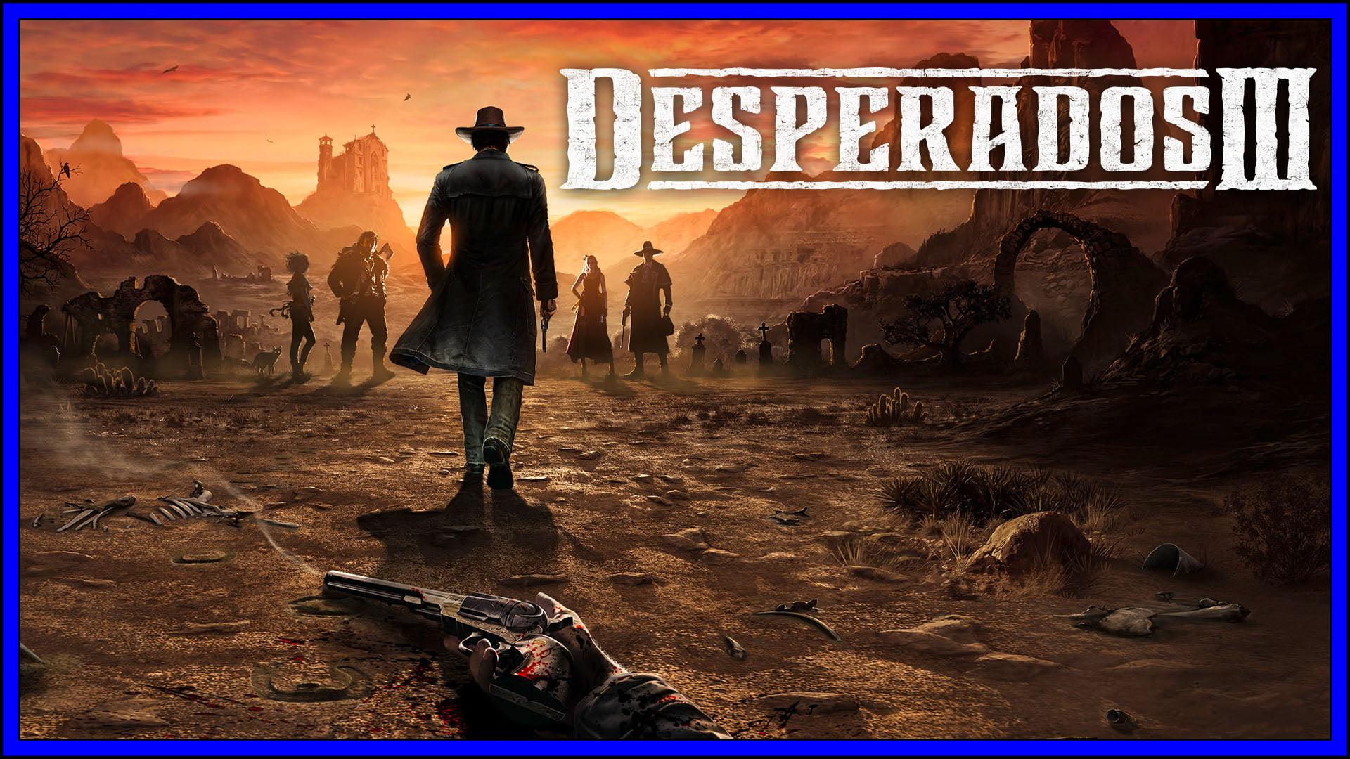 Desperados III [3] (PS4) Review