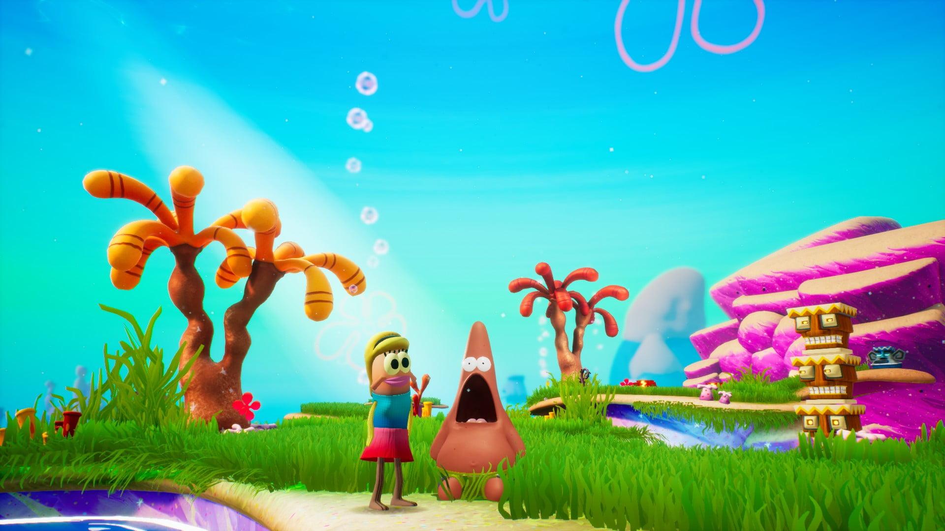 SpongeBob SquarePants_ Battle For Bikini Bottom - Rehydrated 3
