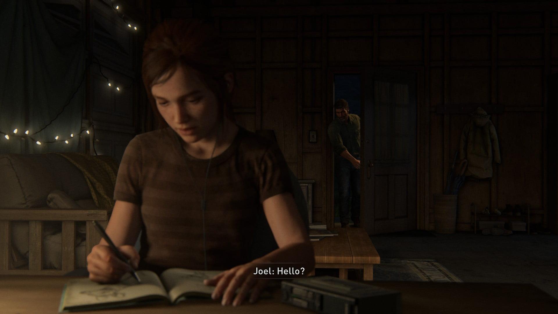 The Last of Us Part II 1