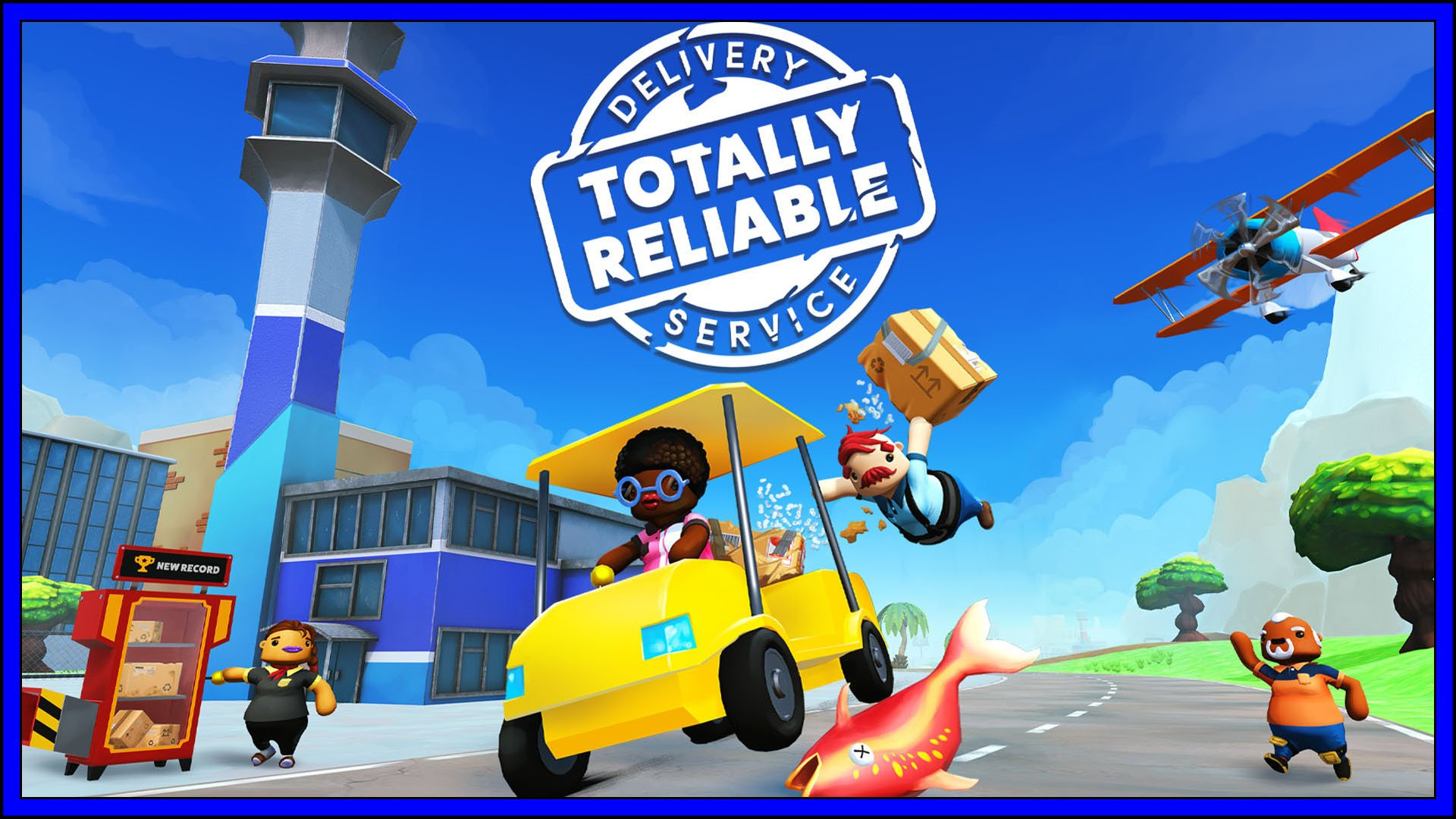 Totally Reliable Delivery Service (PS4) Review