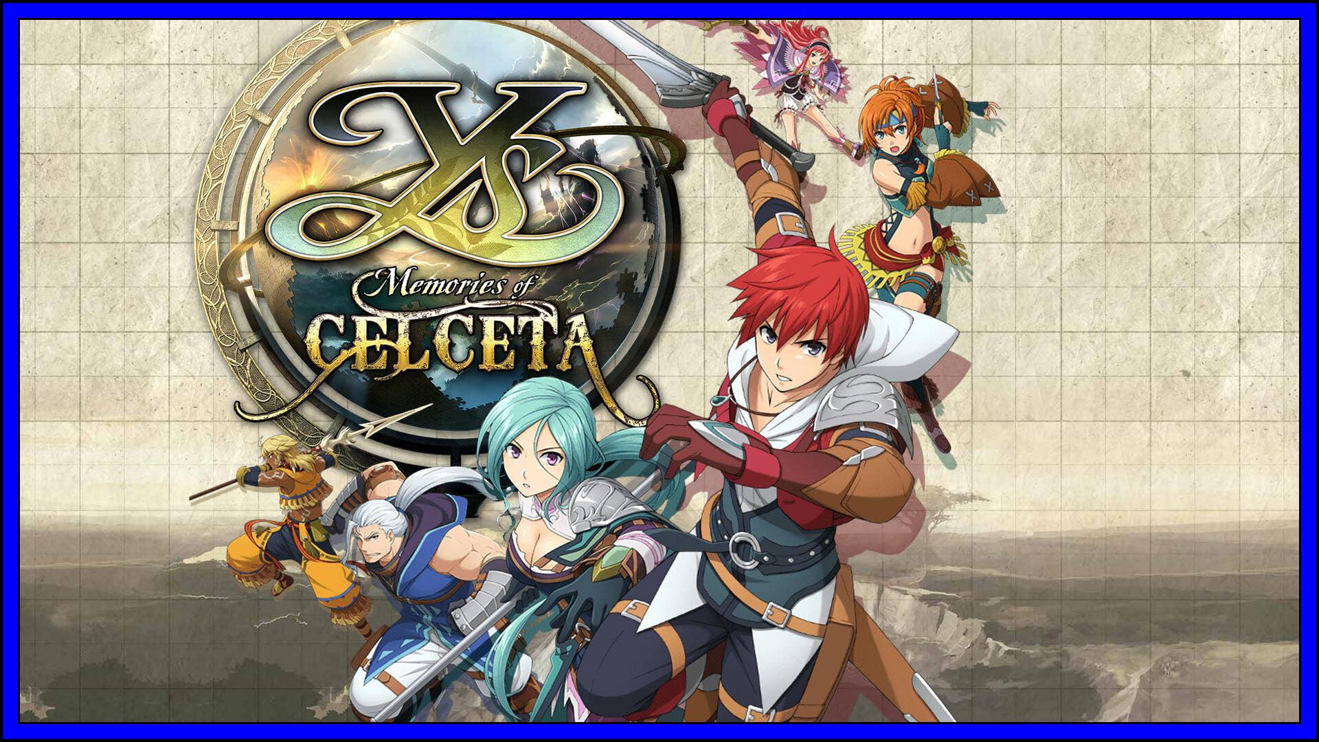 Ys Memories Of Celceta Fi3