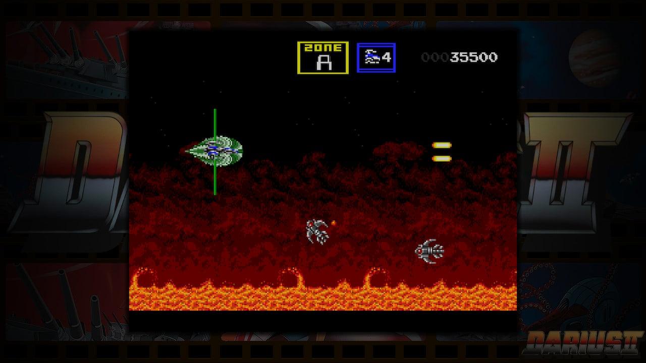 Darius Cozmic Collection Console 3