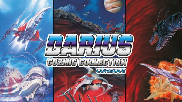 Darius Cozmic Collection: Console (Switch) Review