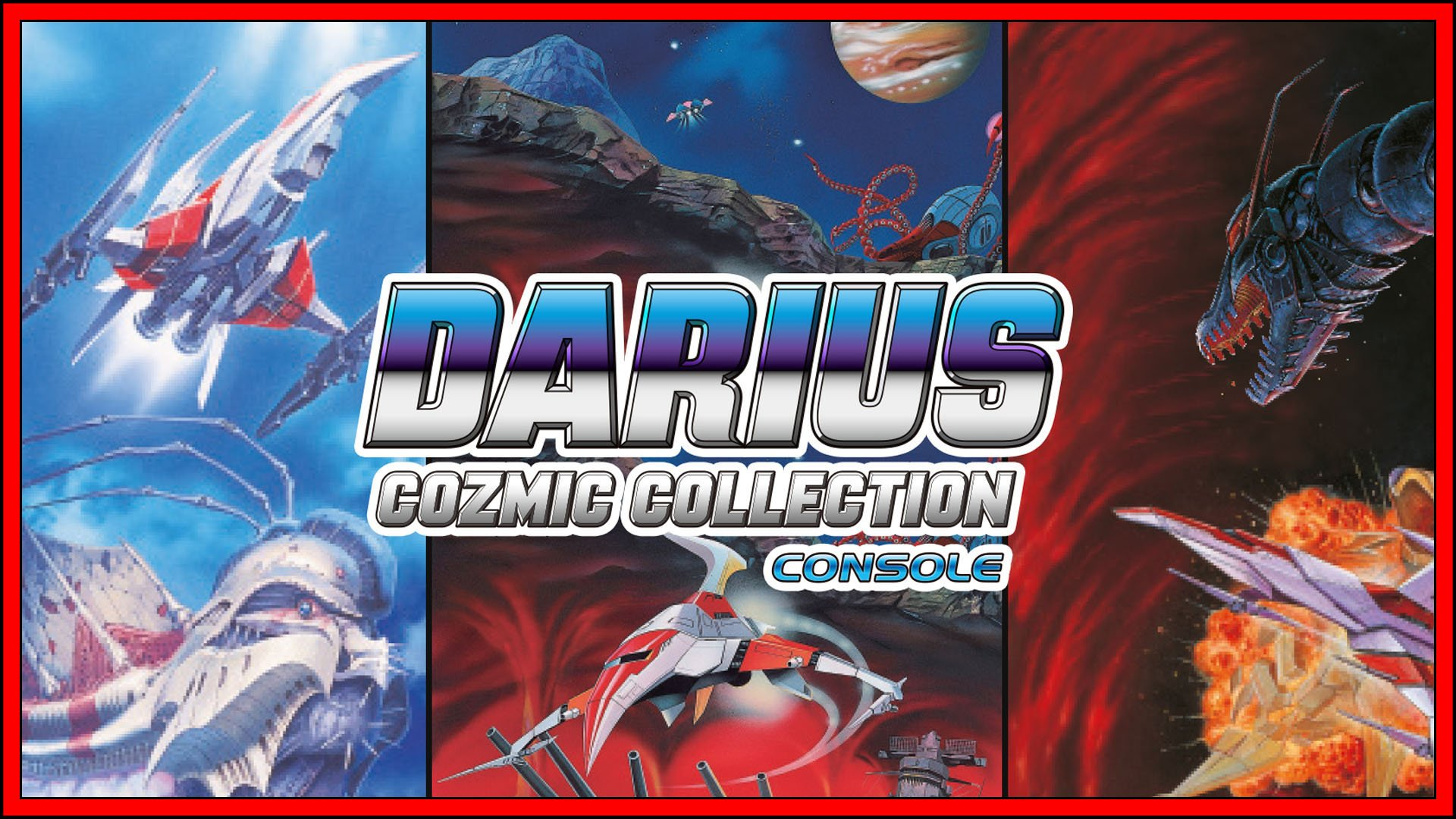 Darius Cozmic Collection Fi3