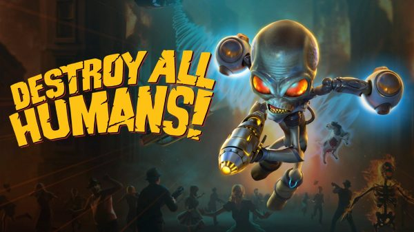 Destroy All Humans! (PS4) Review