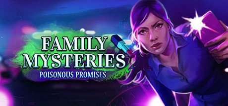 The Drop - Family Mysteries: Poisonous Promises