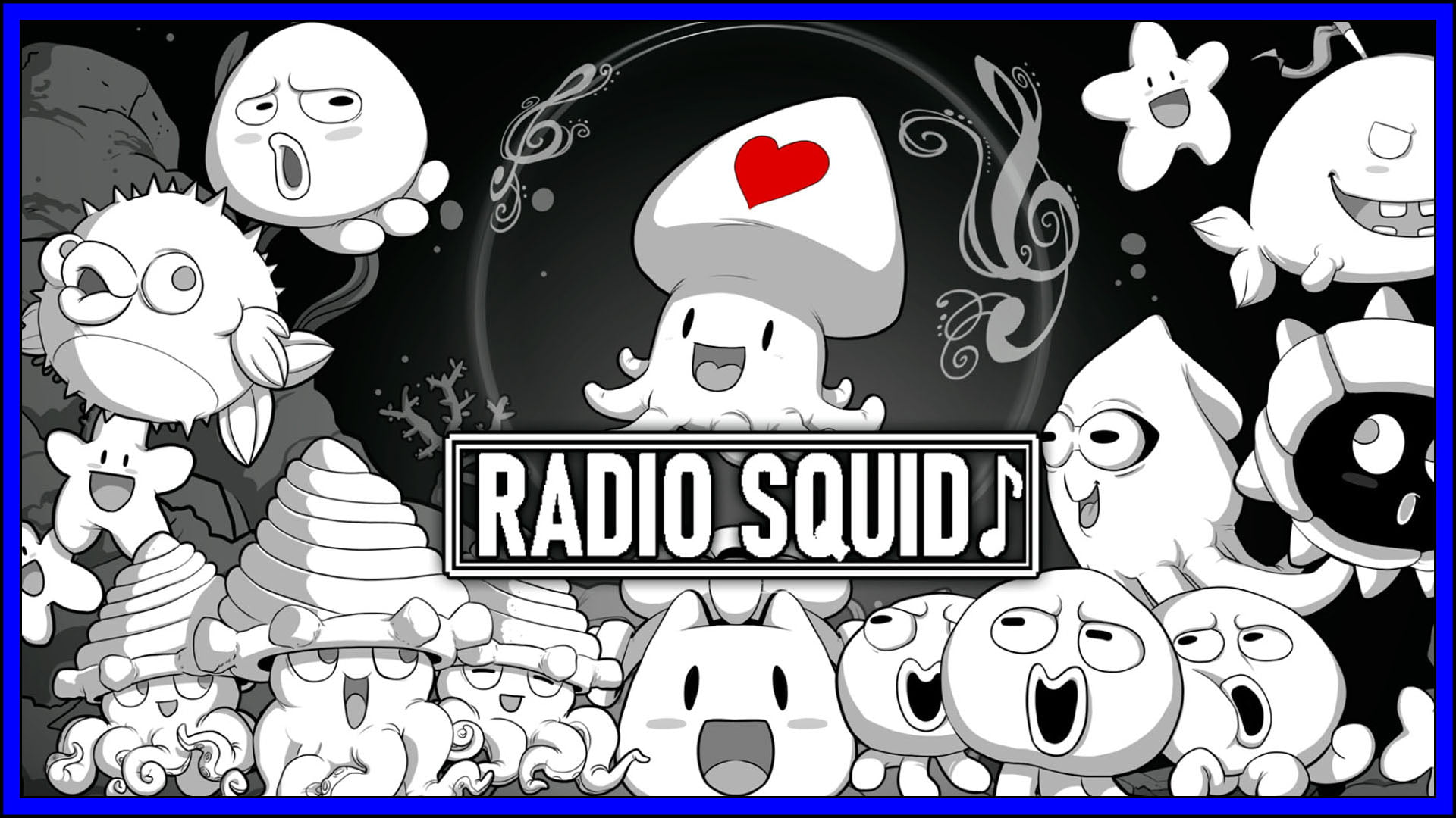 Radio Squid Fi3