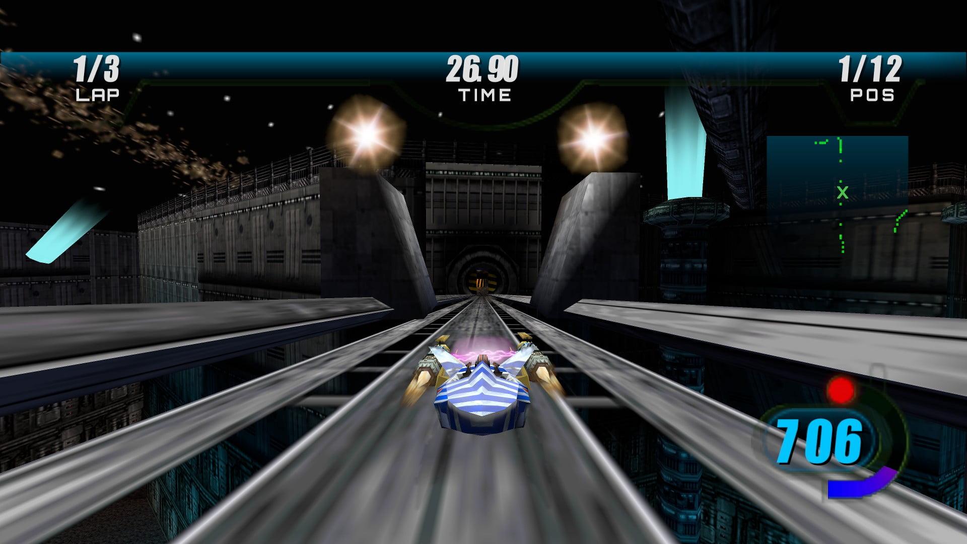 Star Wars Episode I Racer 1