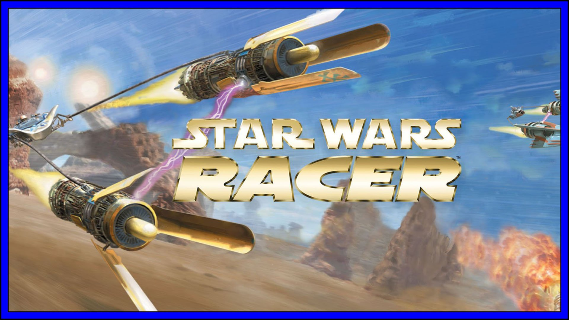 Star Wars Episode I: Racer (PS4) Review