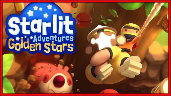 Starlit Adventures: Golden Stars (Switch) Review