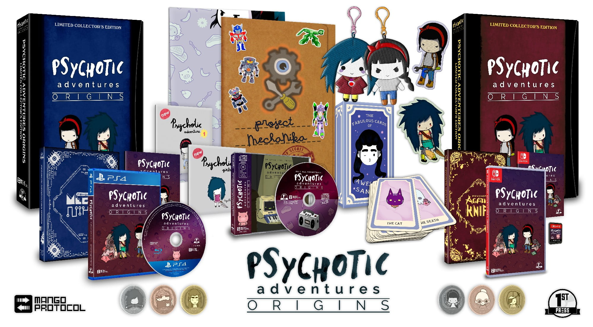 Psychotic Adventures Origins 1