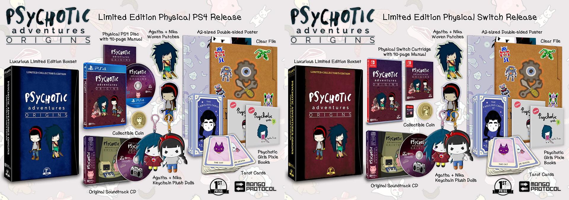 Psychotic Adventures Origins 3