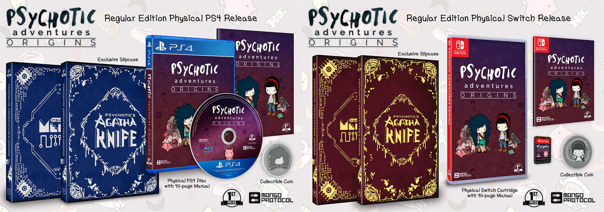 Psychotic Adventures Origins 2