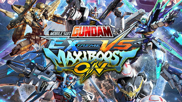 The Drop - Mobile Suit Gundam: Extreme Vs. Maxi Boost ON