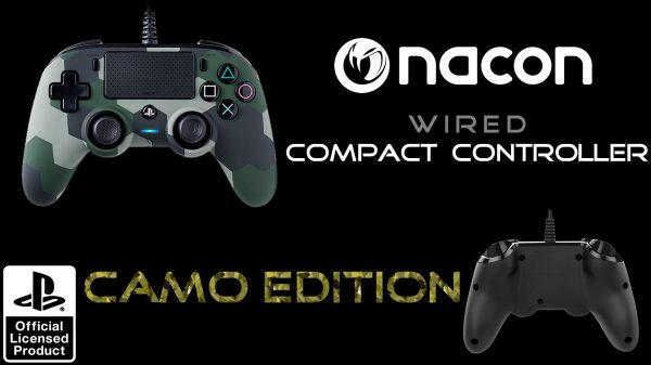 NACON Wired Compact Controller (PS4) Review
