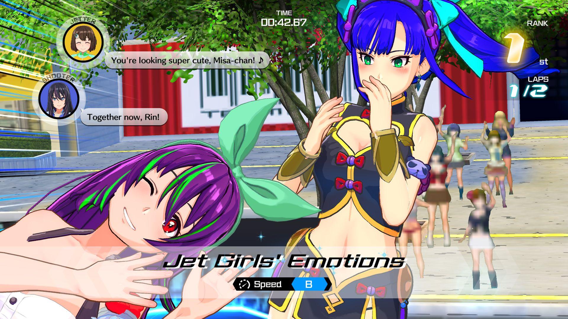 Kandagawa Jet Girls 7