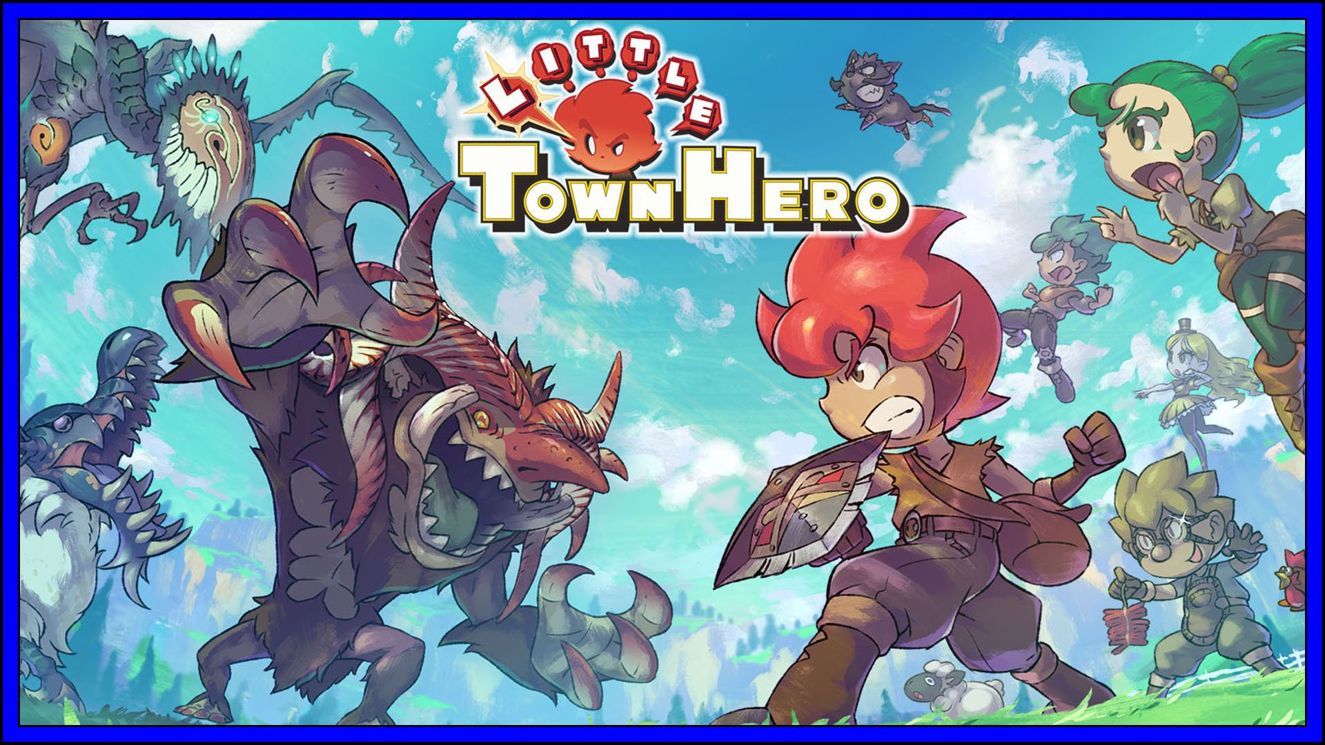 Little Town Hero (PS4) Review