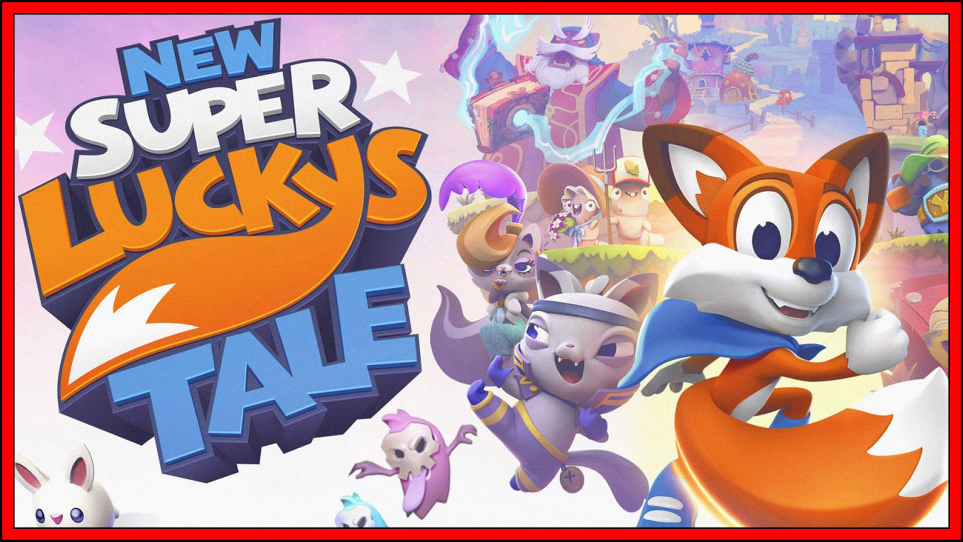 New Super Lucky's Tale Switch Fi3