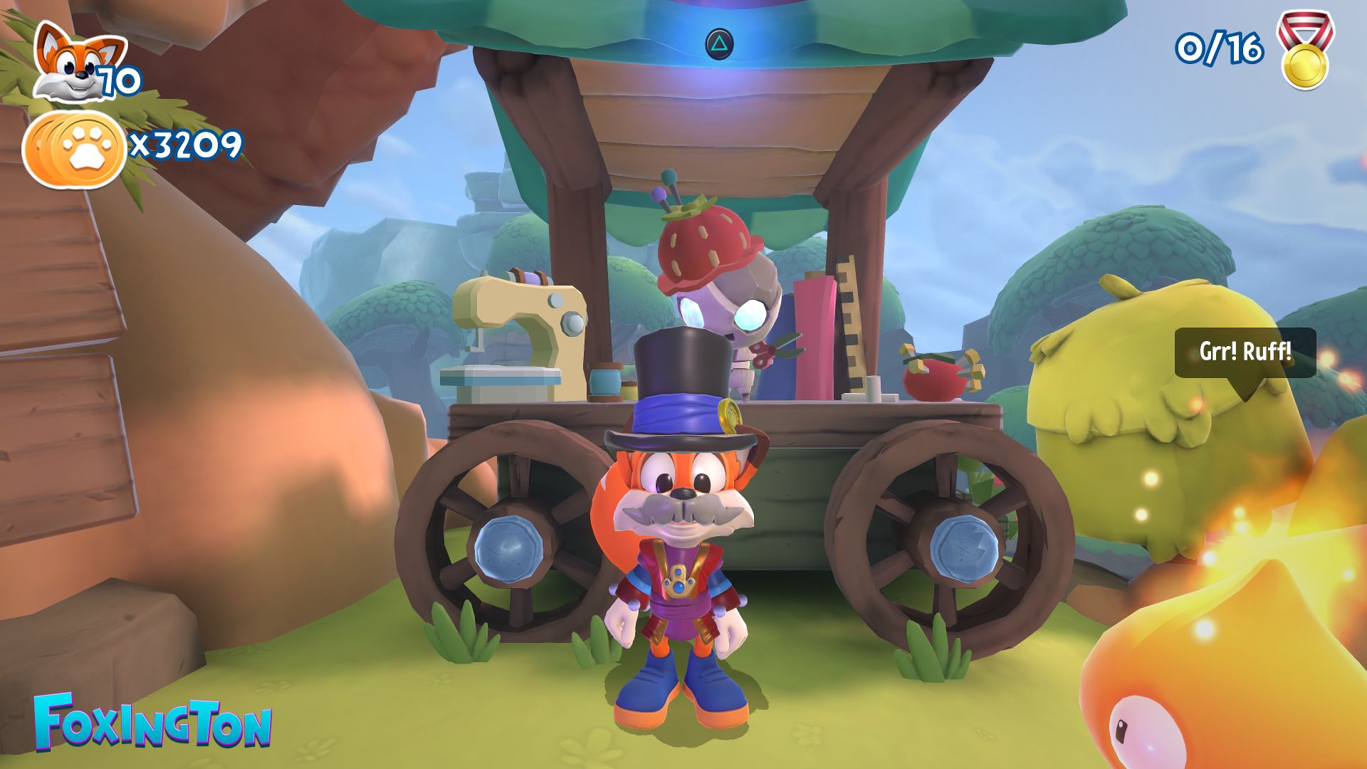 New Super Lucky's Tale_ 2