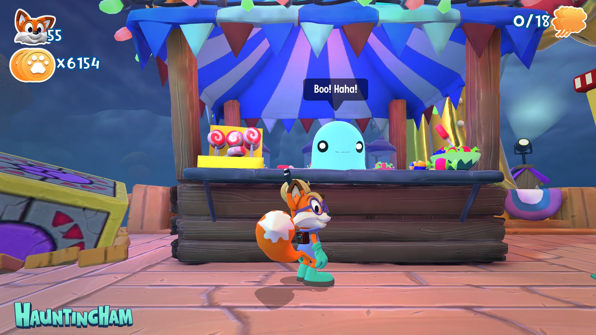 New Super Lucky's Tale_ 3