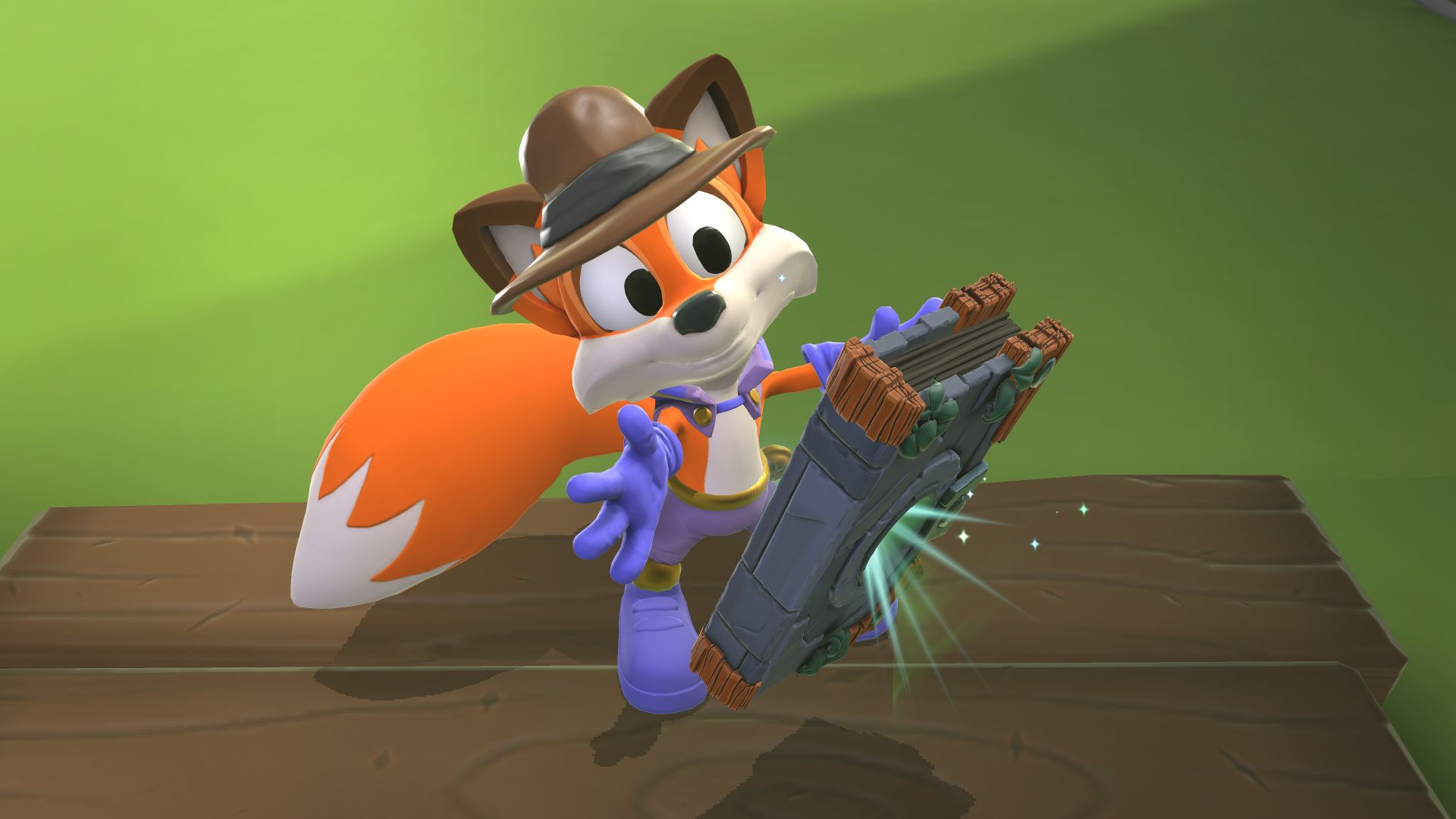 New Super Lucky's Tale_ 7