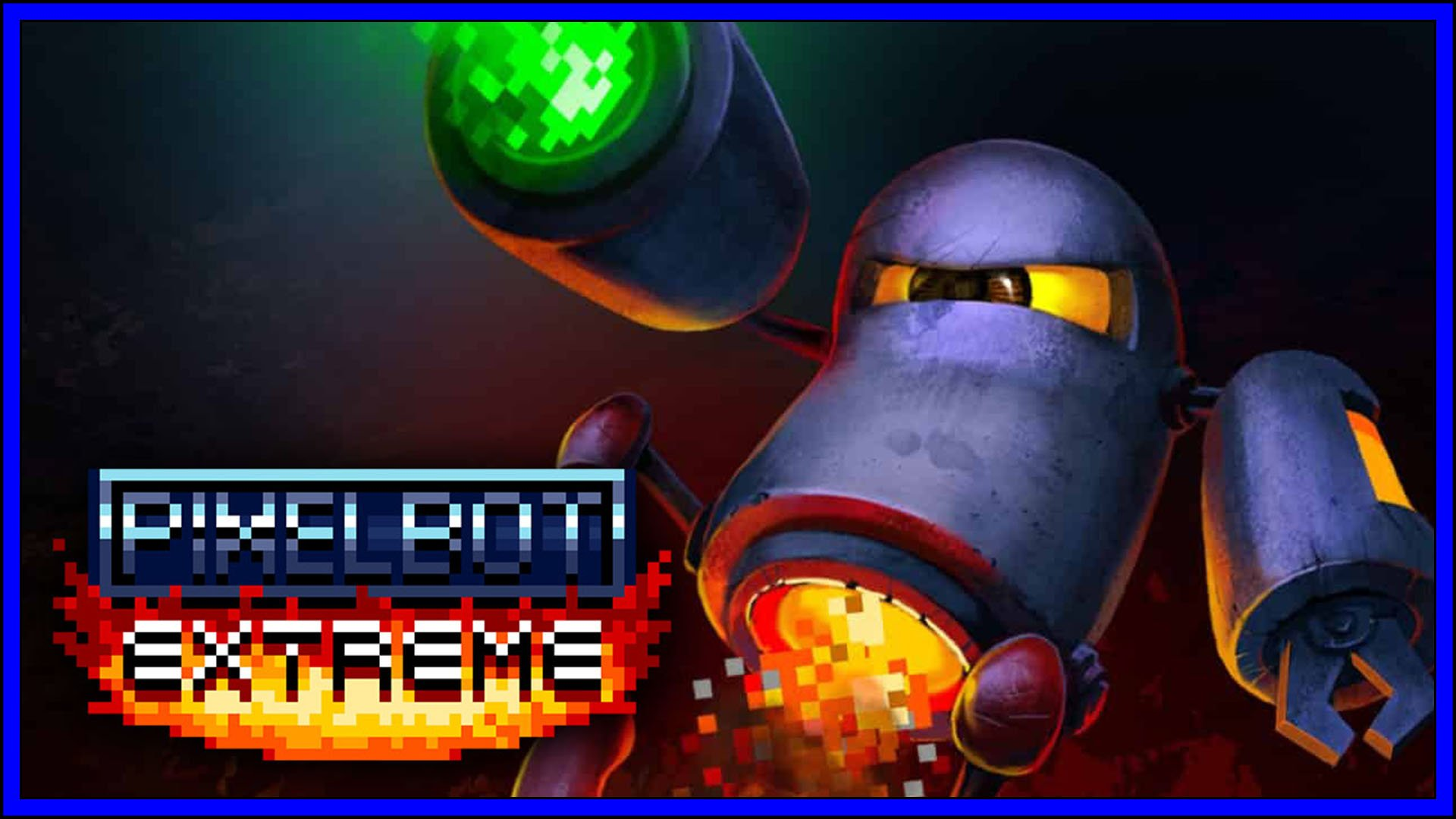 pixelBOT EXTREME! (PS4) Review