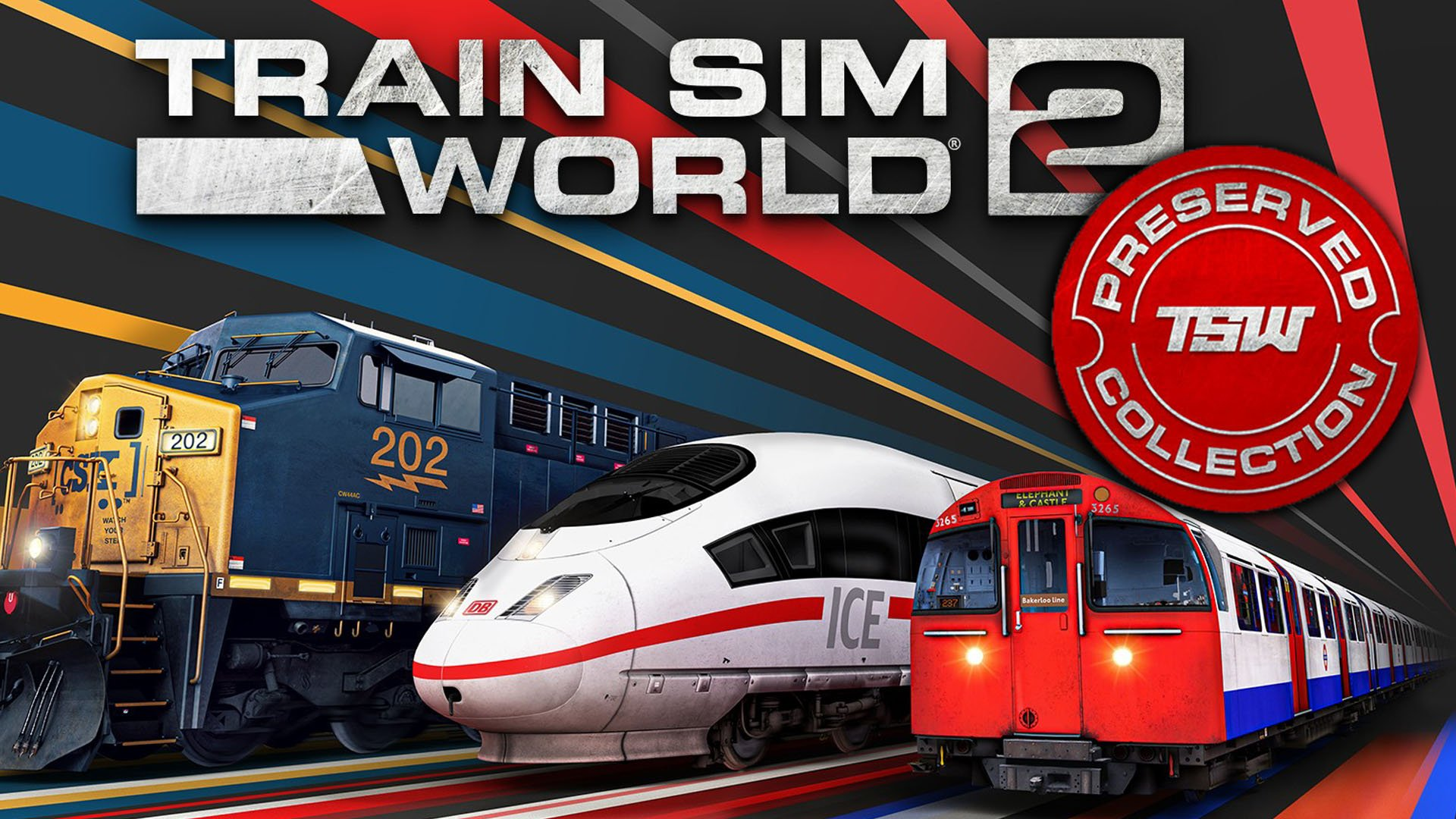 Train Sim World 2: Preserved DLC and Roadmap *Updated 24/12/2020*
