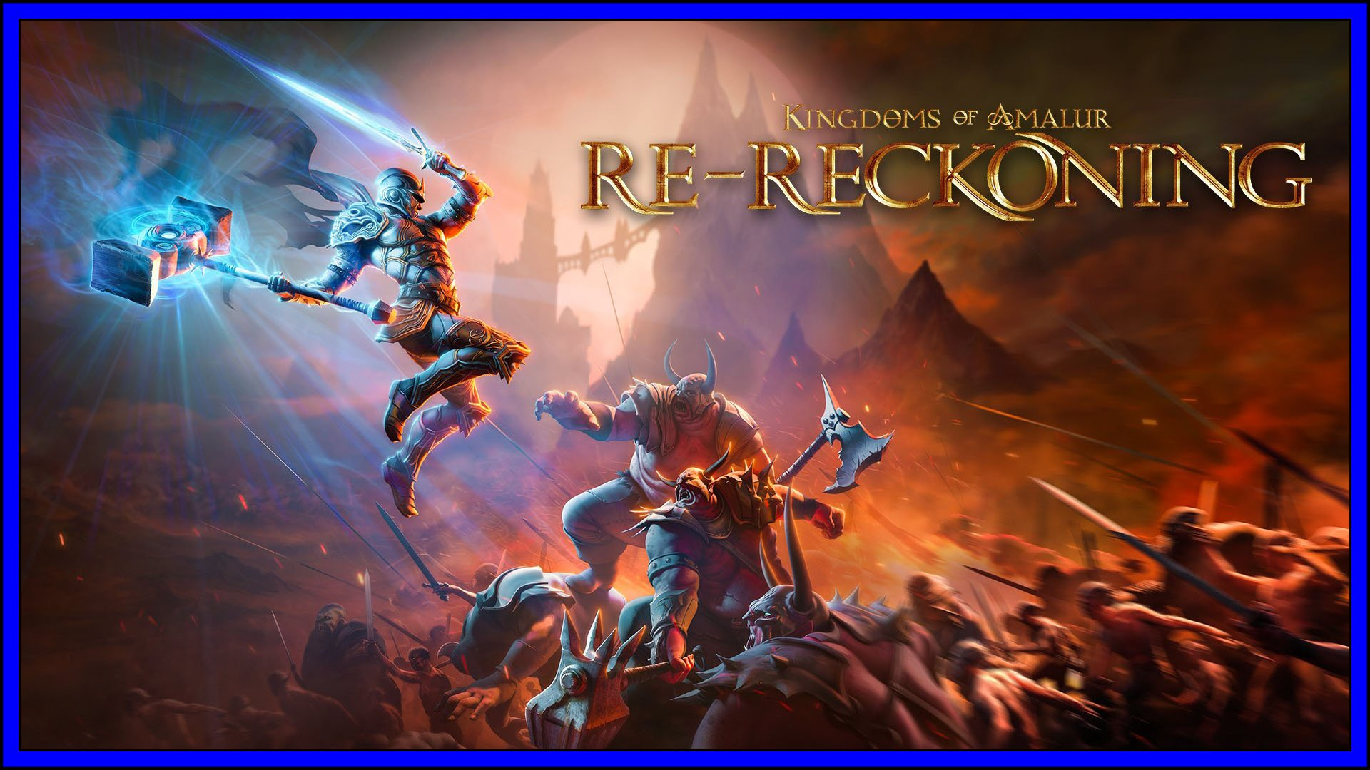 Kingdoms of Amalur: Re-Reckoning (PS4) Review