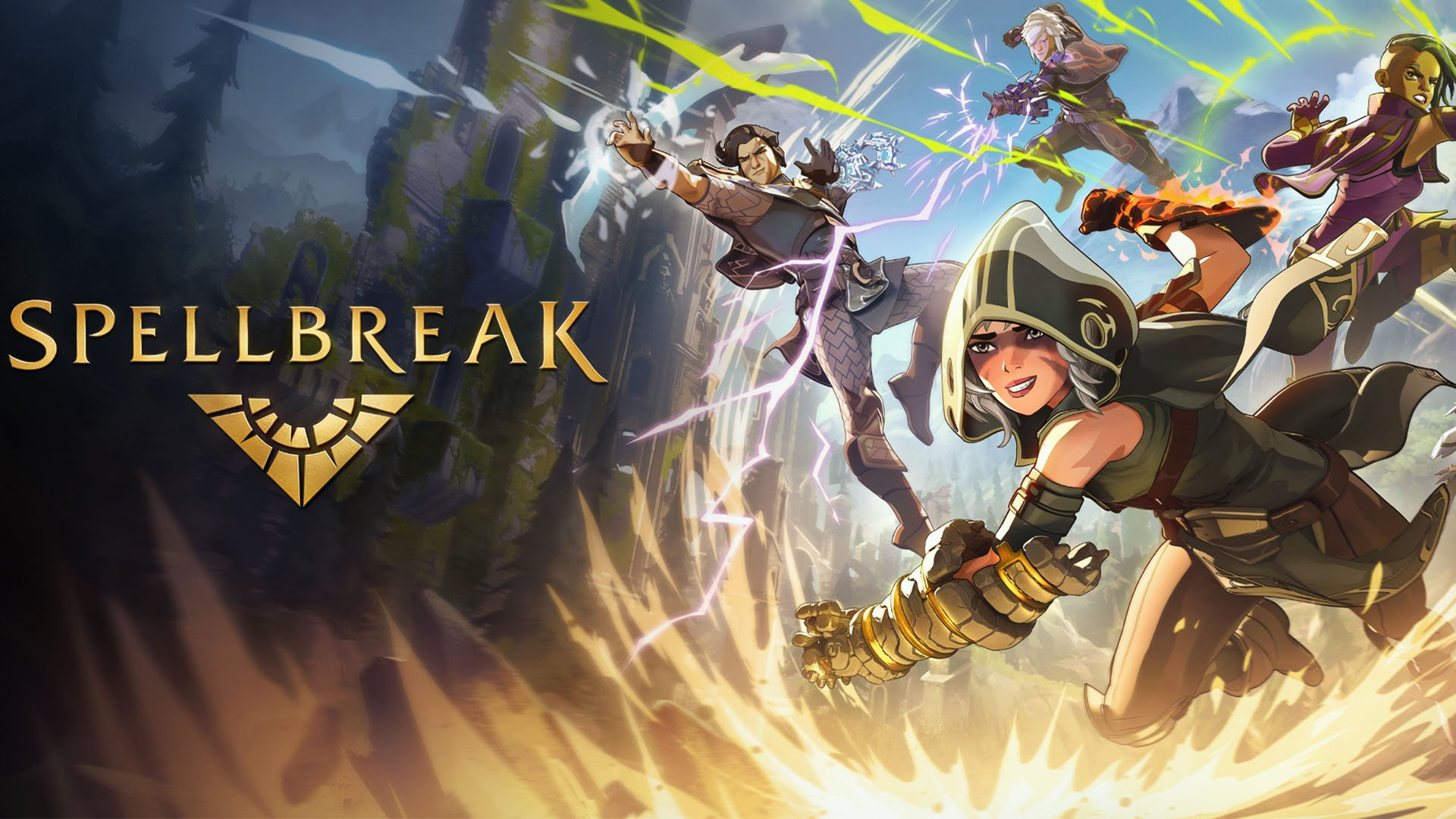Spellbreak (PS4) Review