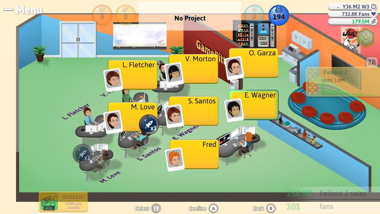 Game Dev Tycoon 7