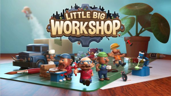 Little Big Workshop (PS4) Review