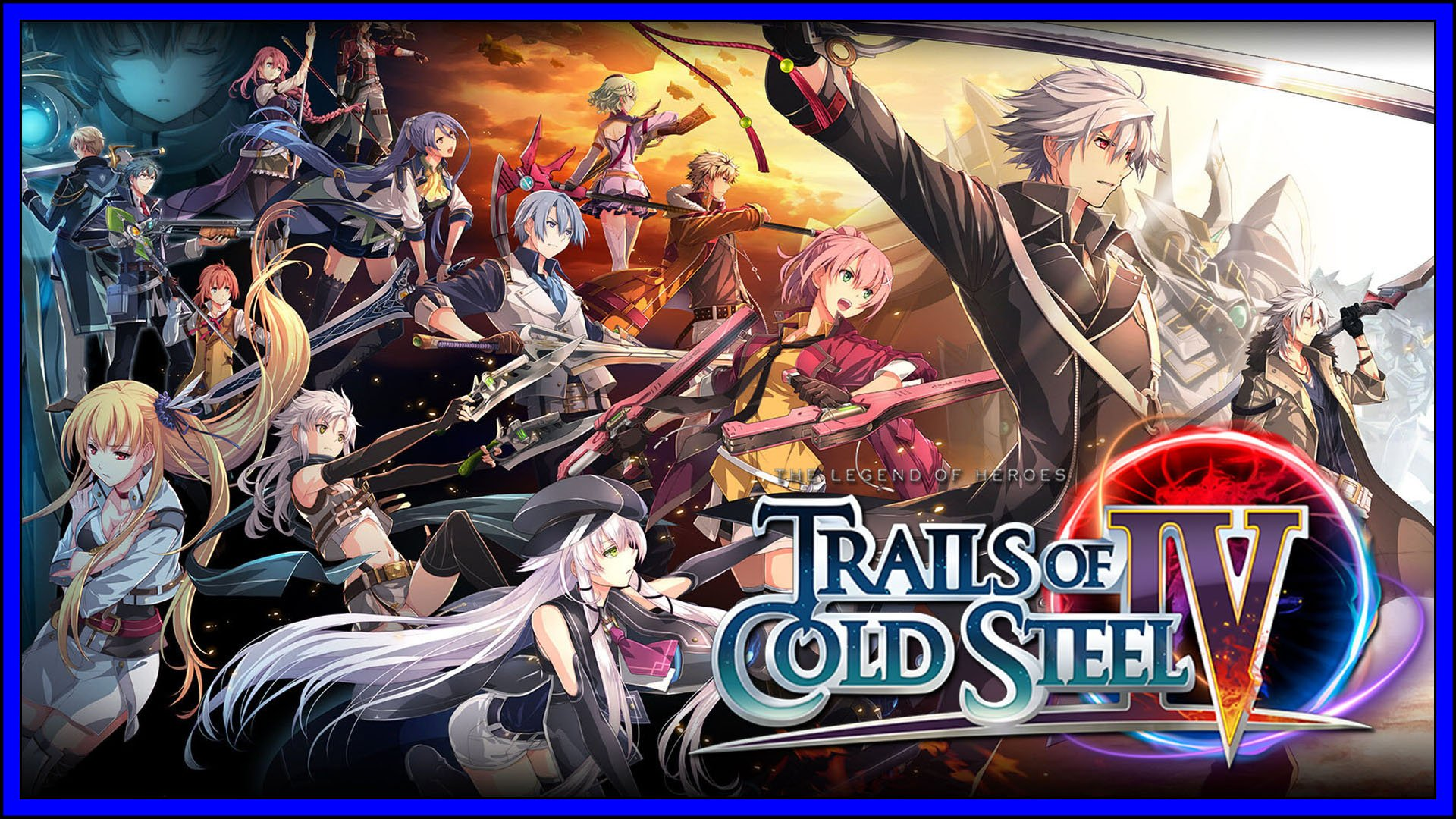 The Legend Of Heroes Trails Of Cold Steel IV Fi3