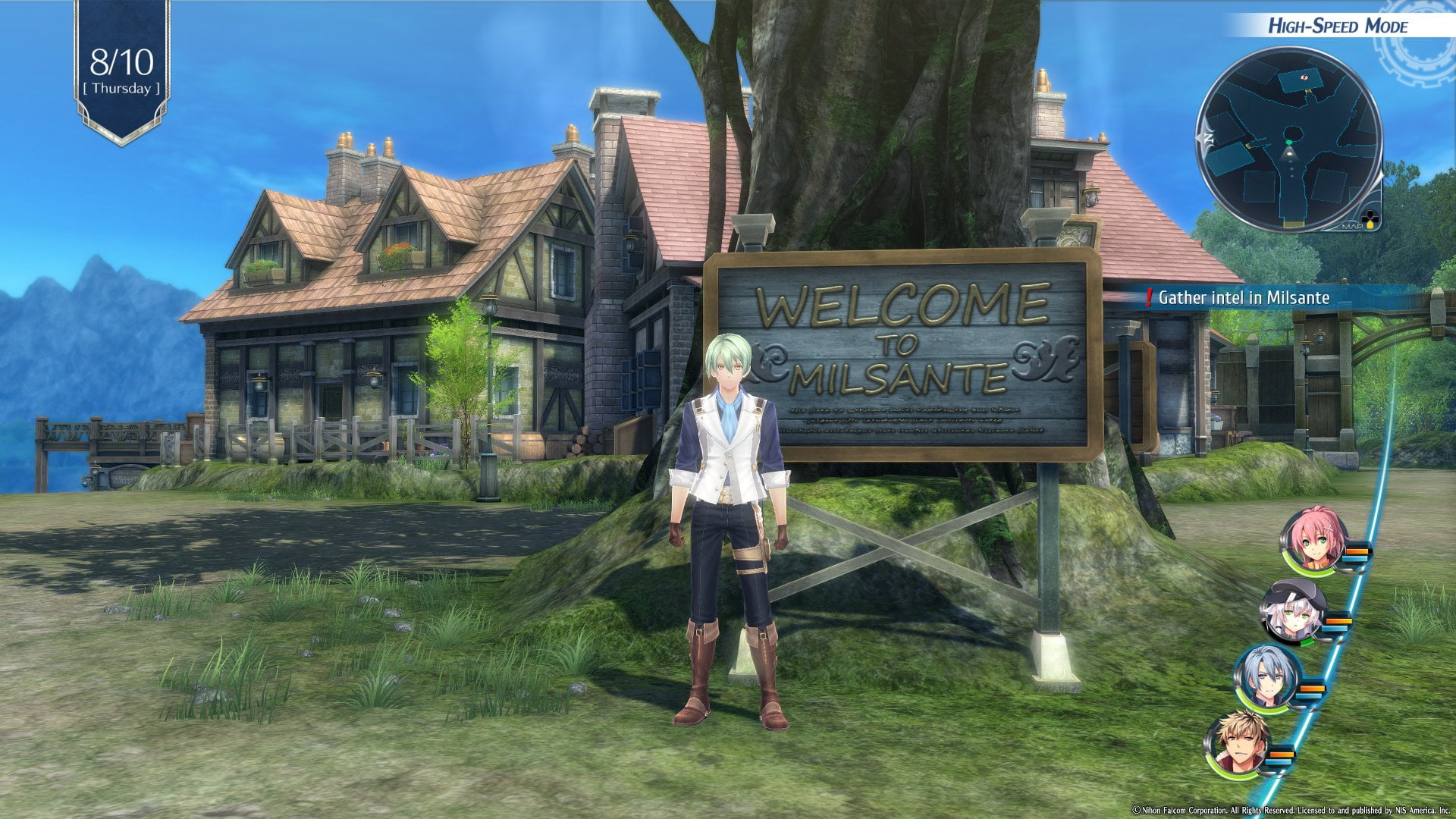 The Legend Of Heroes Trails Of Cold Steel IV 4