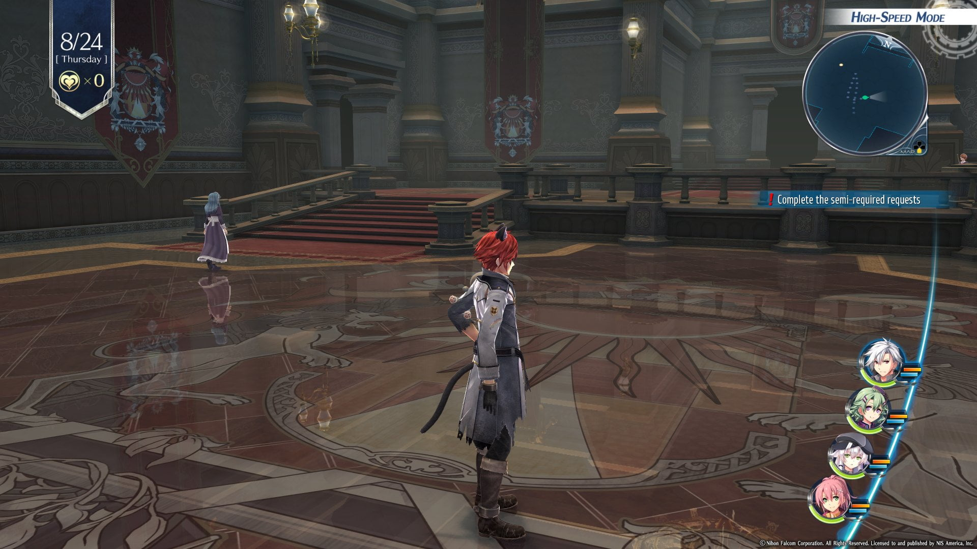 The Legend Of Heroes Trails Of Cold Steel IV 9