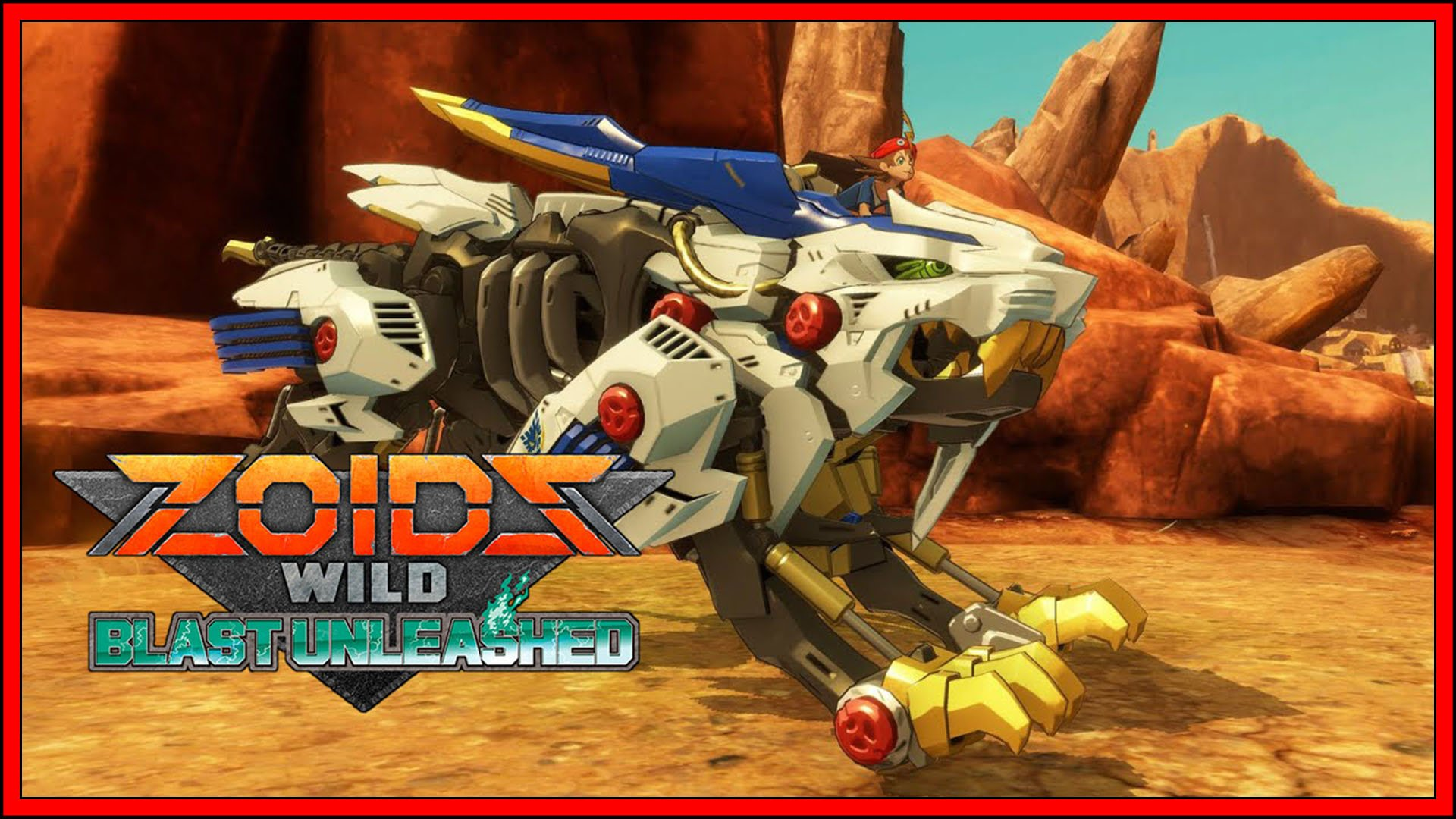 Zoids Wild: Blast Unleashed (Switch) Review