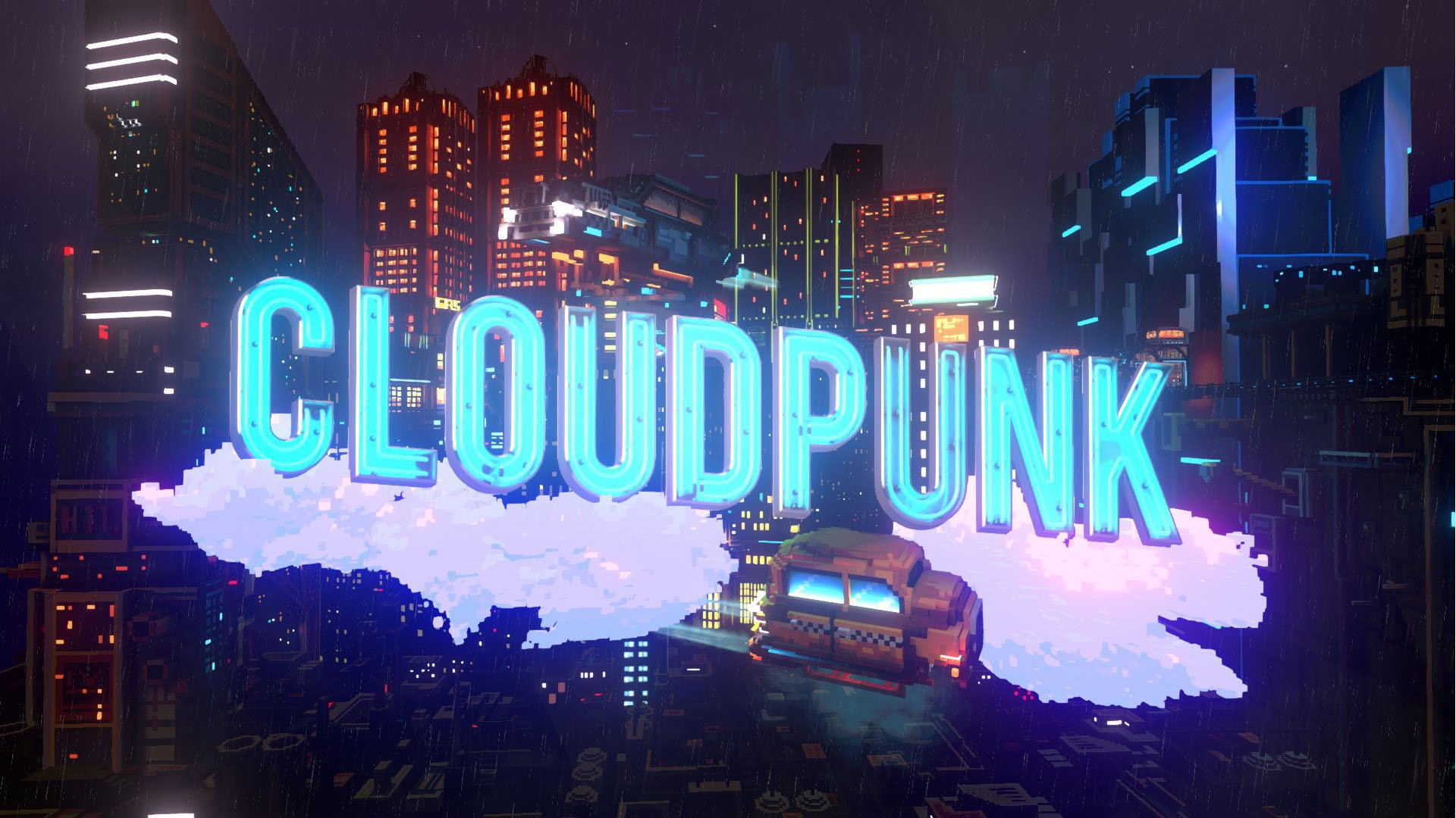 Cloudpunk (PS4) Review