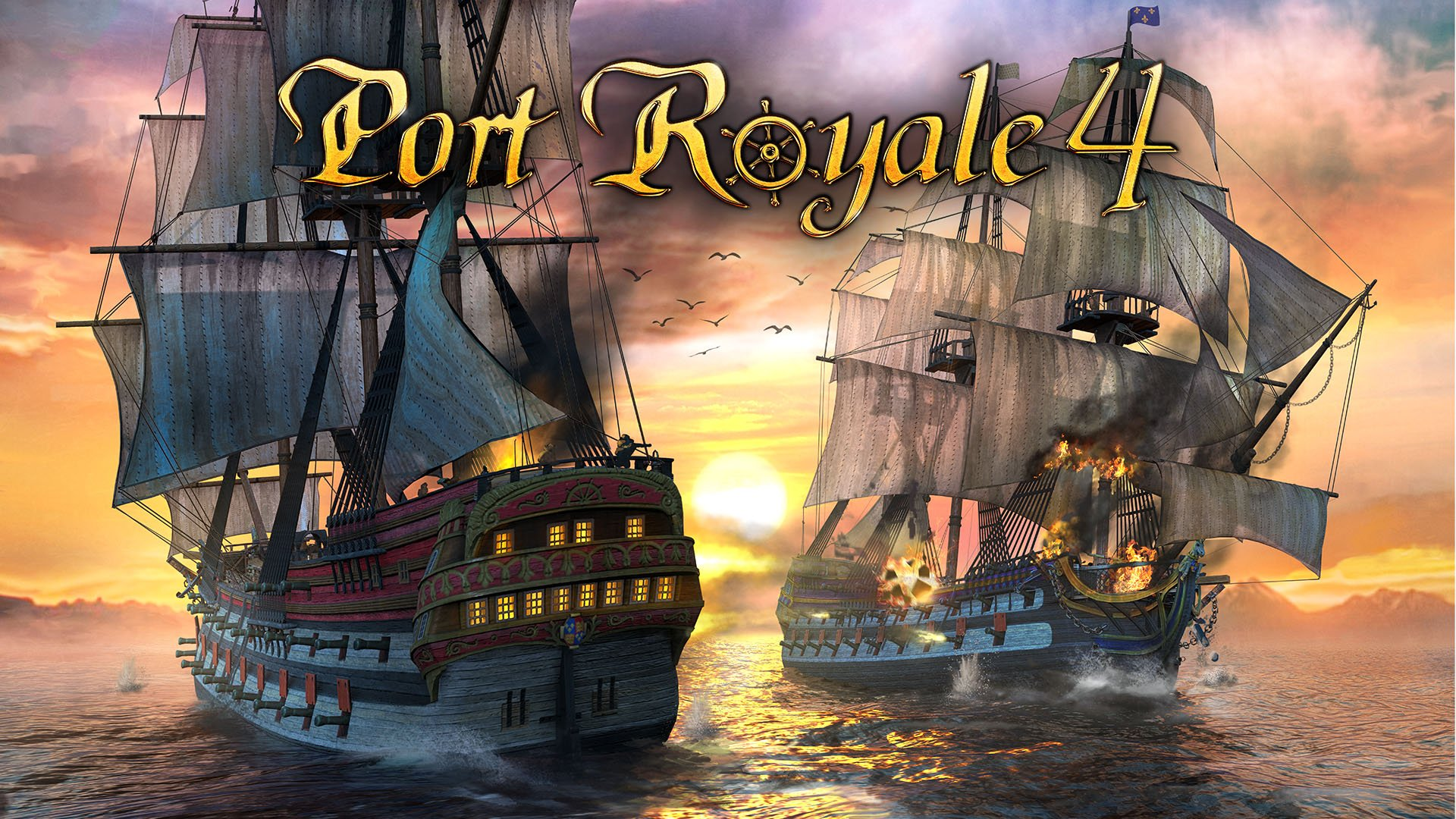 Port Royale 4 (PS4) Review