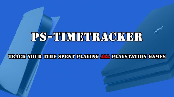 PS-TimeTracker: You can now track how long you've been playing individual games on the PS4/5 – unofficially