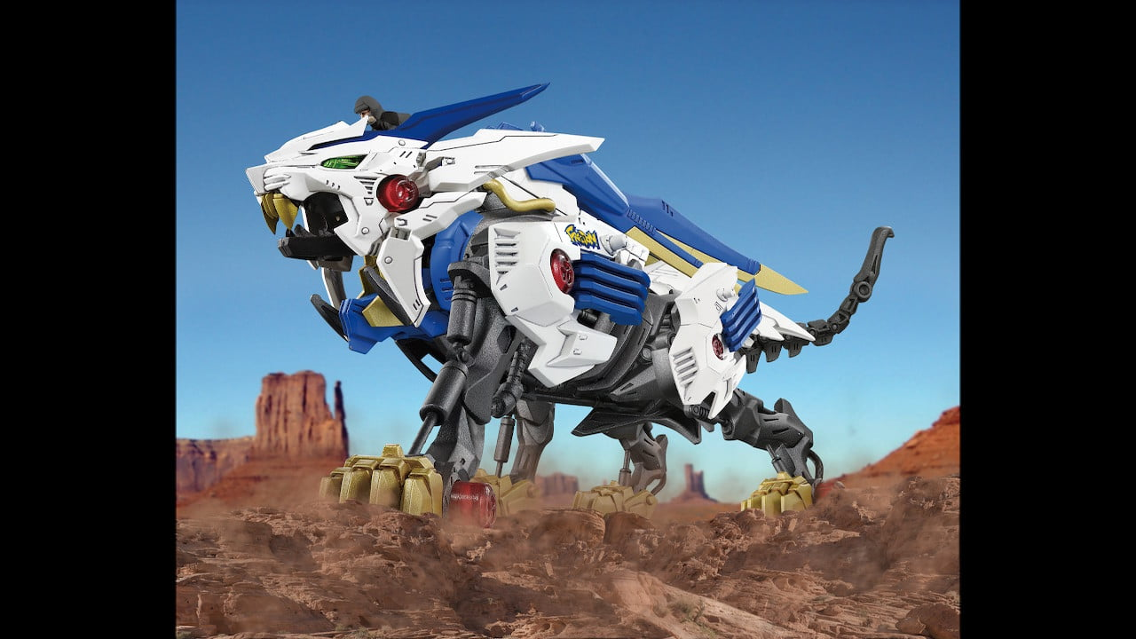 zoids wild blast unleashed 6