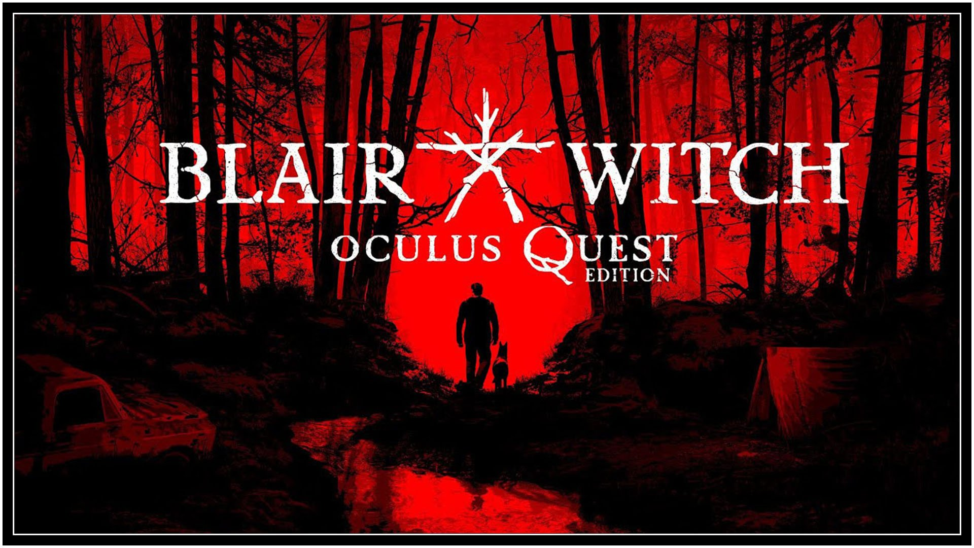 Blair Witch: Oculus Quest Edition (Oculus Quest 2) Review