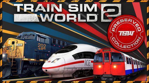 Train Sim World 2: Preserved DLC and Roadmap *Updated 11/03/2021*