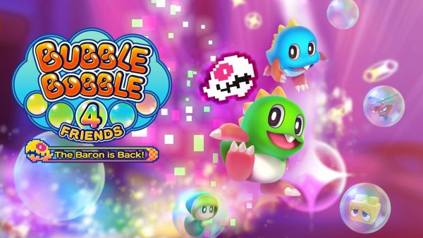 Bubble Bobble 4 Friends: The Baron is Back! (PS4) Review