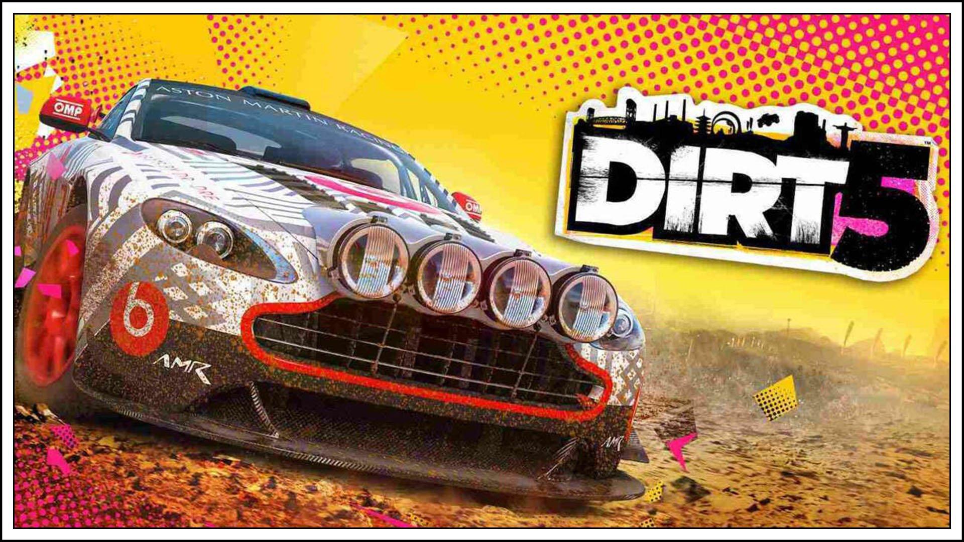 Dirt 5 PS5 Fi3