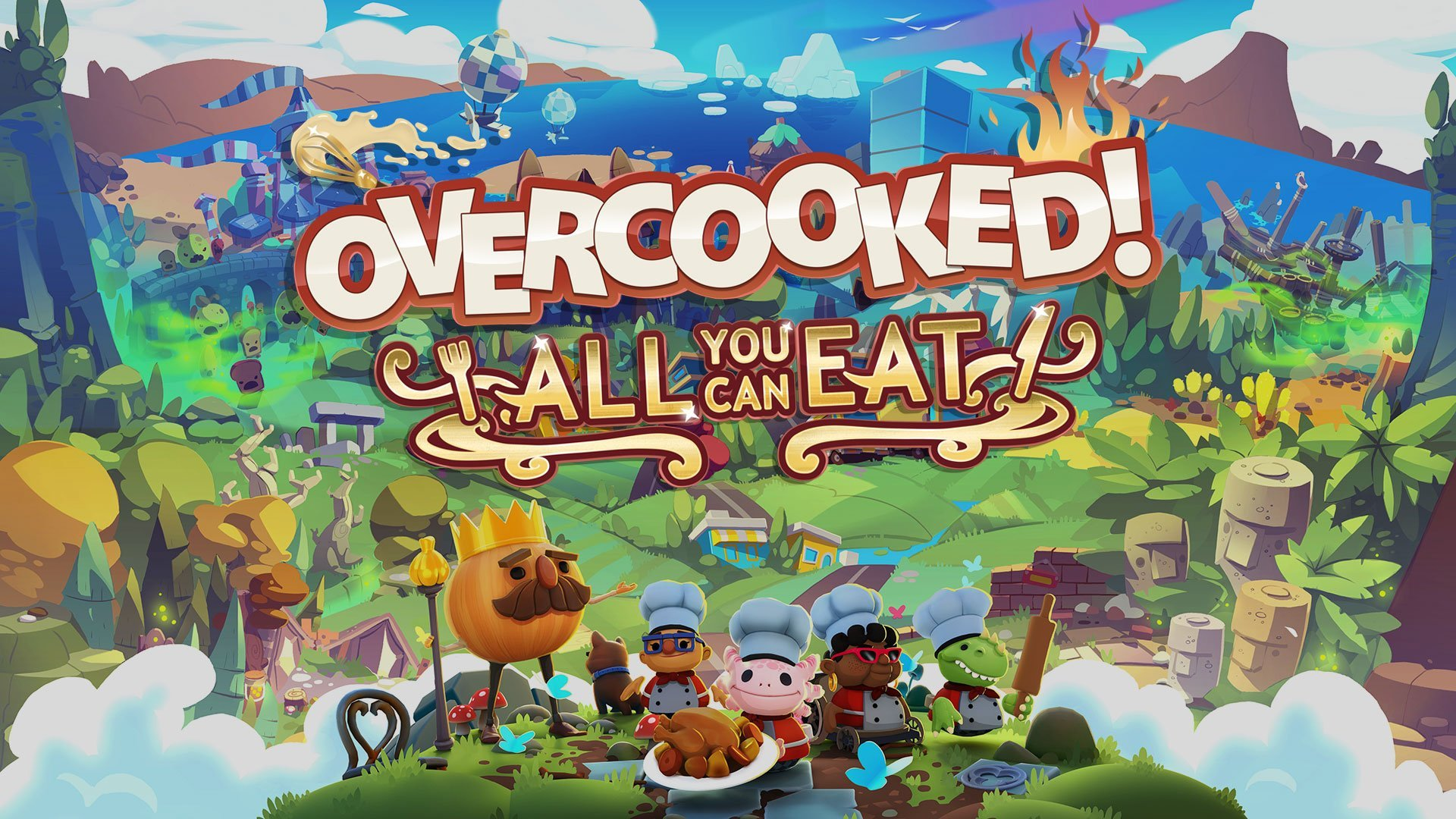 Overcooked! All You Can Eat (PS5) Review