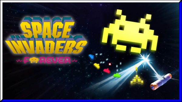 Space Invaders Forever (PS5) Review | via PS4 BC