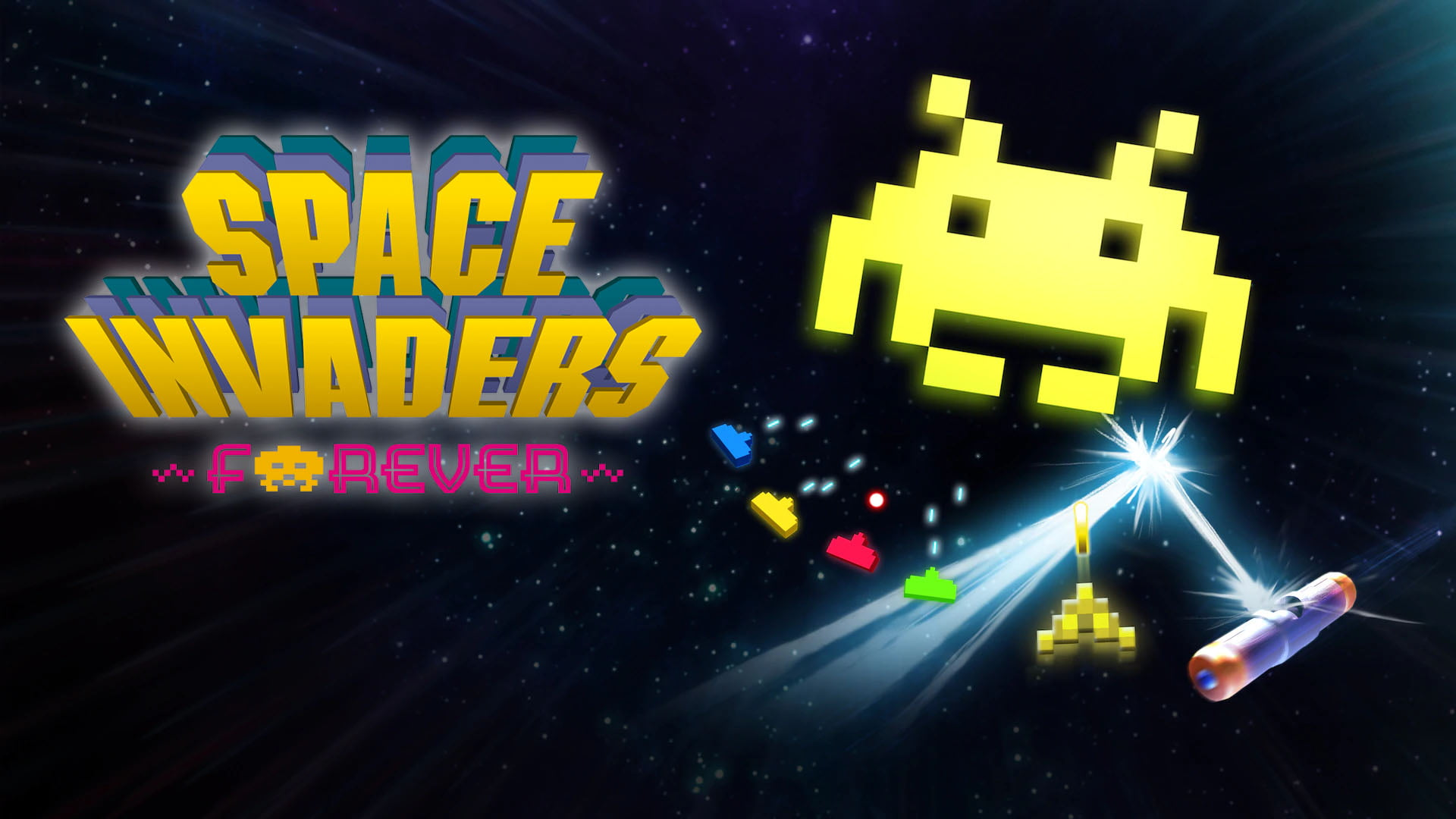 Space Invaders Forever (PS4) Review