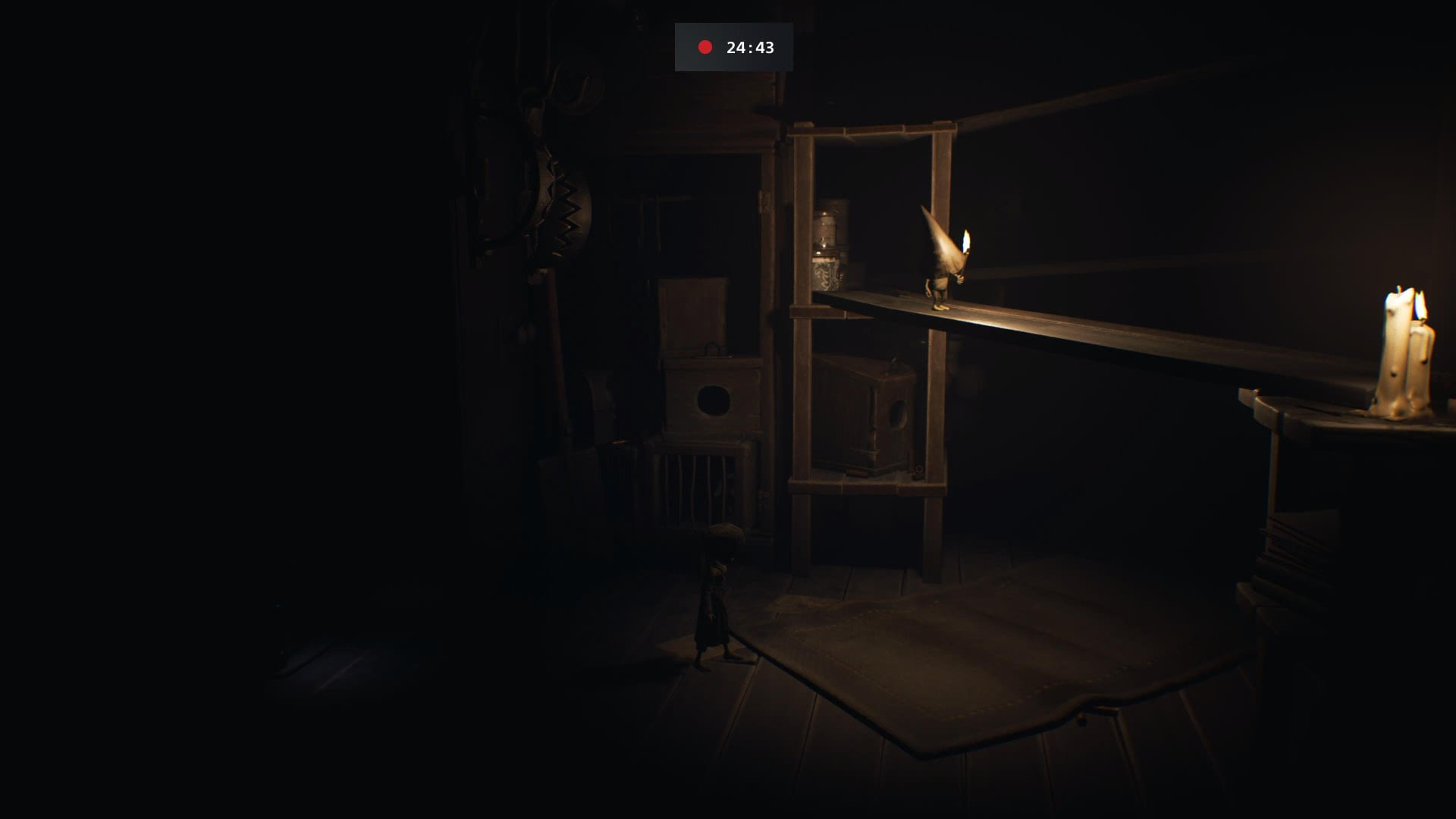 Little Nightmares II 8+1