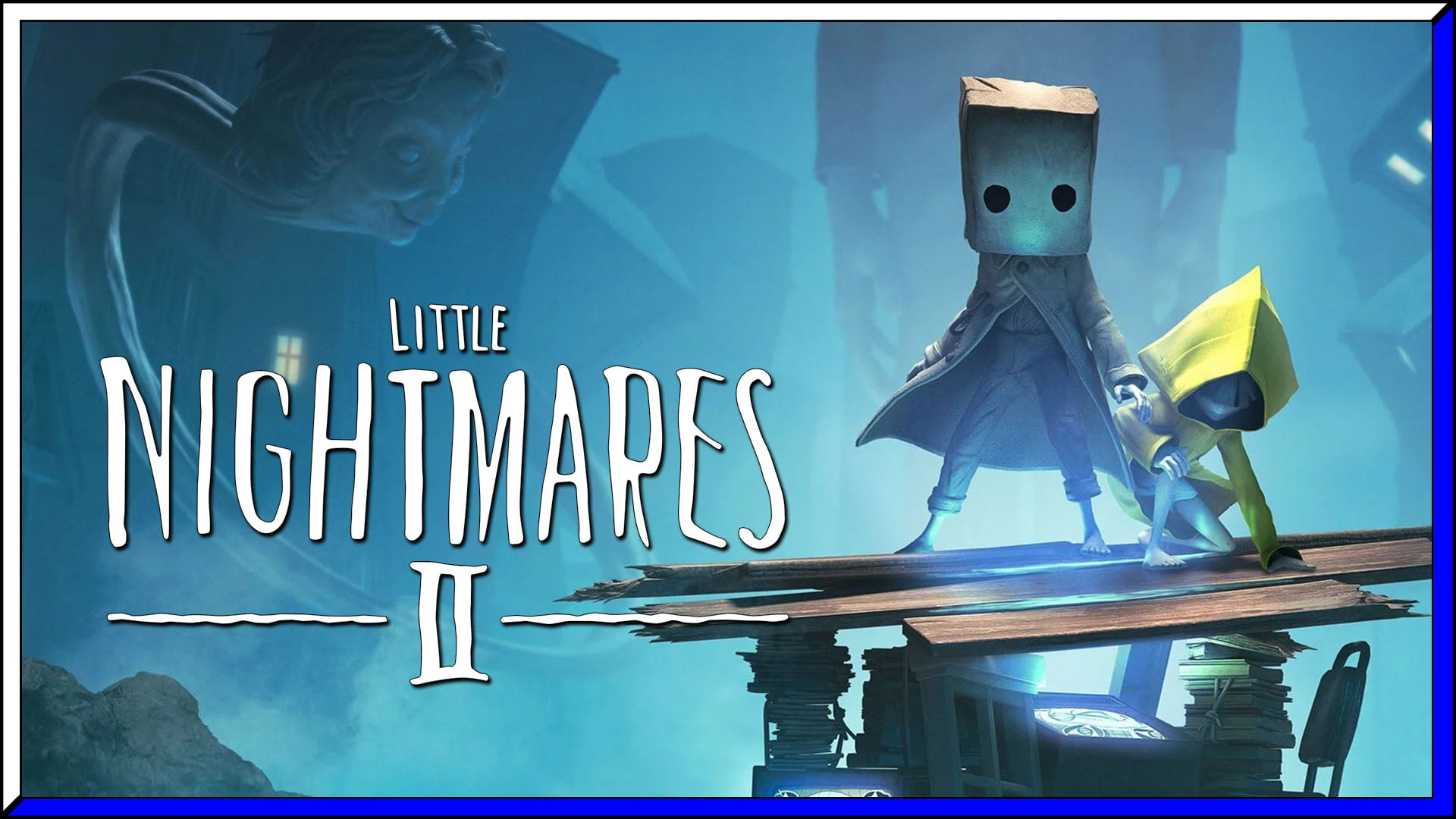 Little Nightmares II [2] (PS5) Review | via PS4 BC